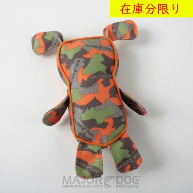 犬のおもちゃ メジャードッグ MAJOR DOG 特殊生地 ワルディ / 小型犬 中型犬 大型犬 対応可