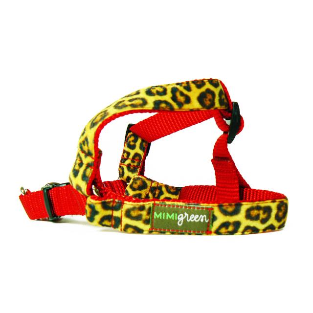 Mimi Green ミミ・グリーン Velvet Leopard