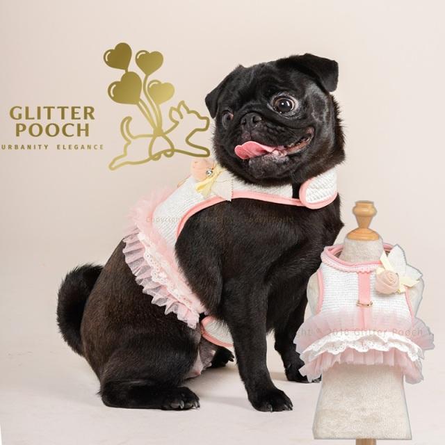 GLITTER POOCH グリッター・プーチ new-rose-romance