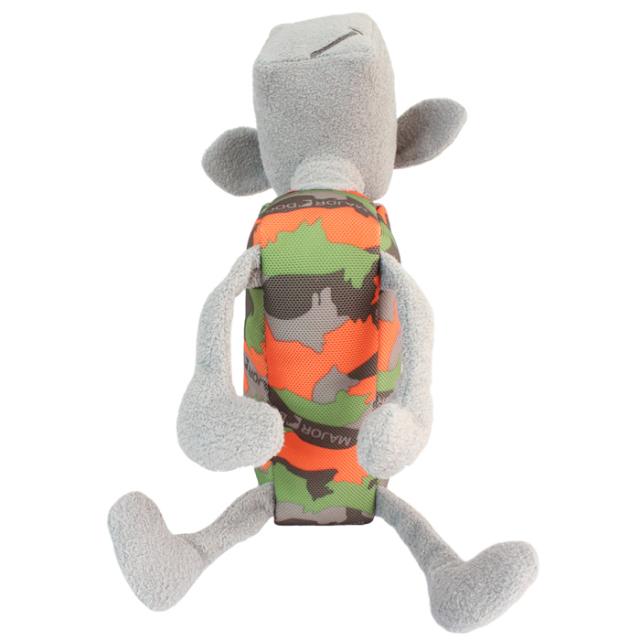 おもちゃ メジャードッグ 特殊生地 ぬいぐるみ オスカー