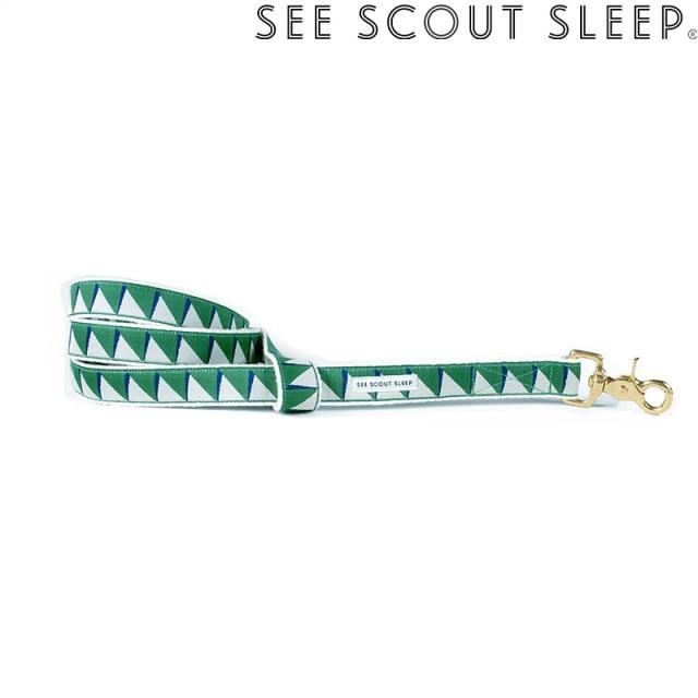 スタンダードリード See Scout Sleep / Nice Grill / エメラルド×ネイビー×クリーム