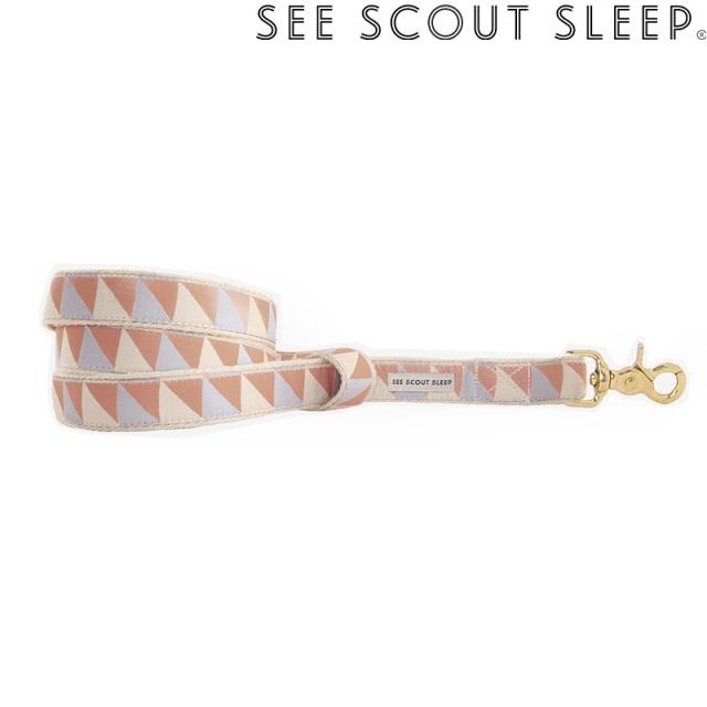 スタンダードリード See Scout Sleep / Nice Grill / アイスブルー×キャメル×アイボリー