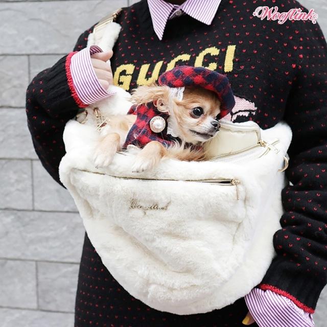 HUG ME BAG  FUR