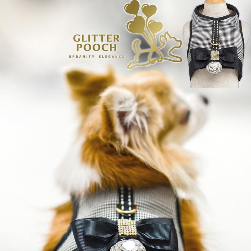 GLITTER POOCH グリッター・プーチ mrs-black-hound