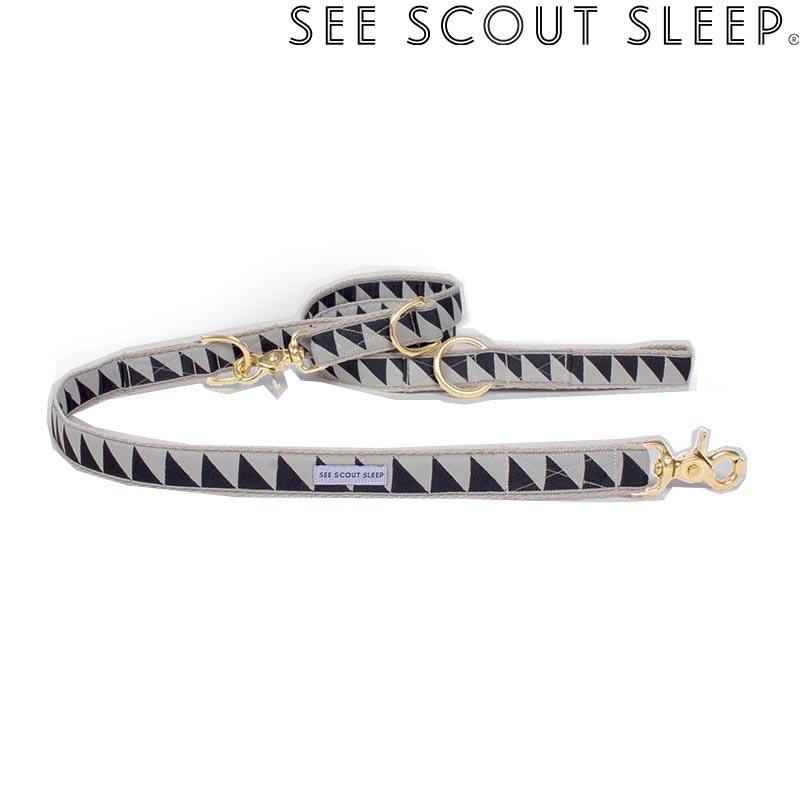 アジャスタブルリード See Scout Sleep / Nice Grill / クリーム×ブラック