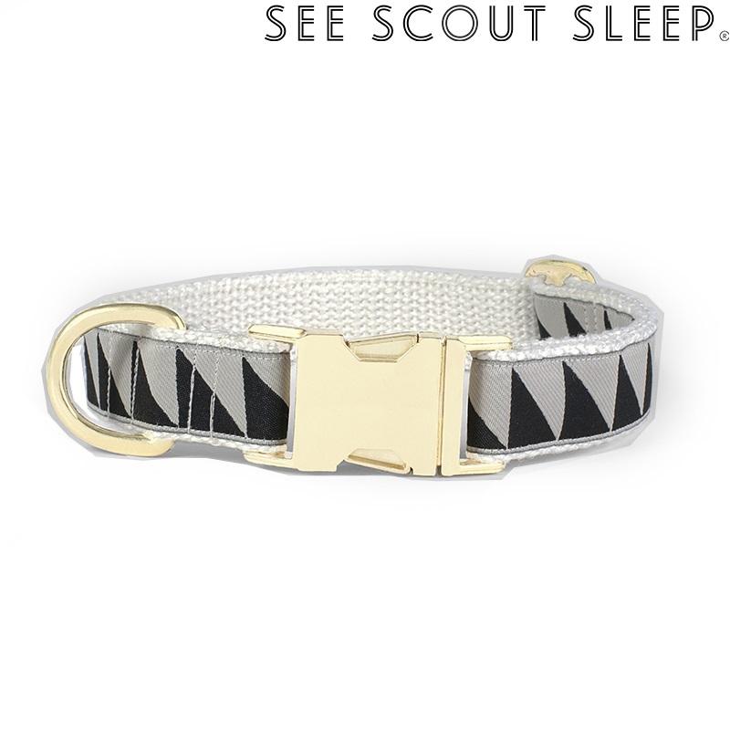 首輪 See Scout Sleep / Nice Grill / クリーム×ブラック