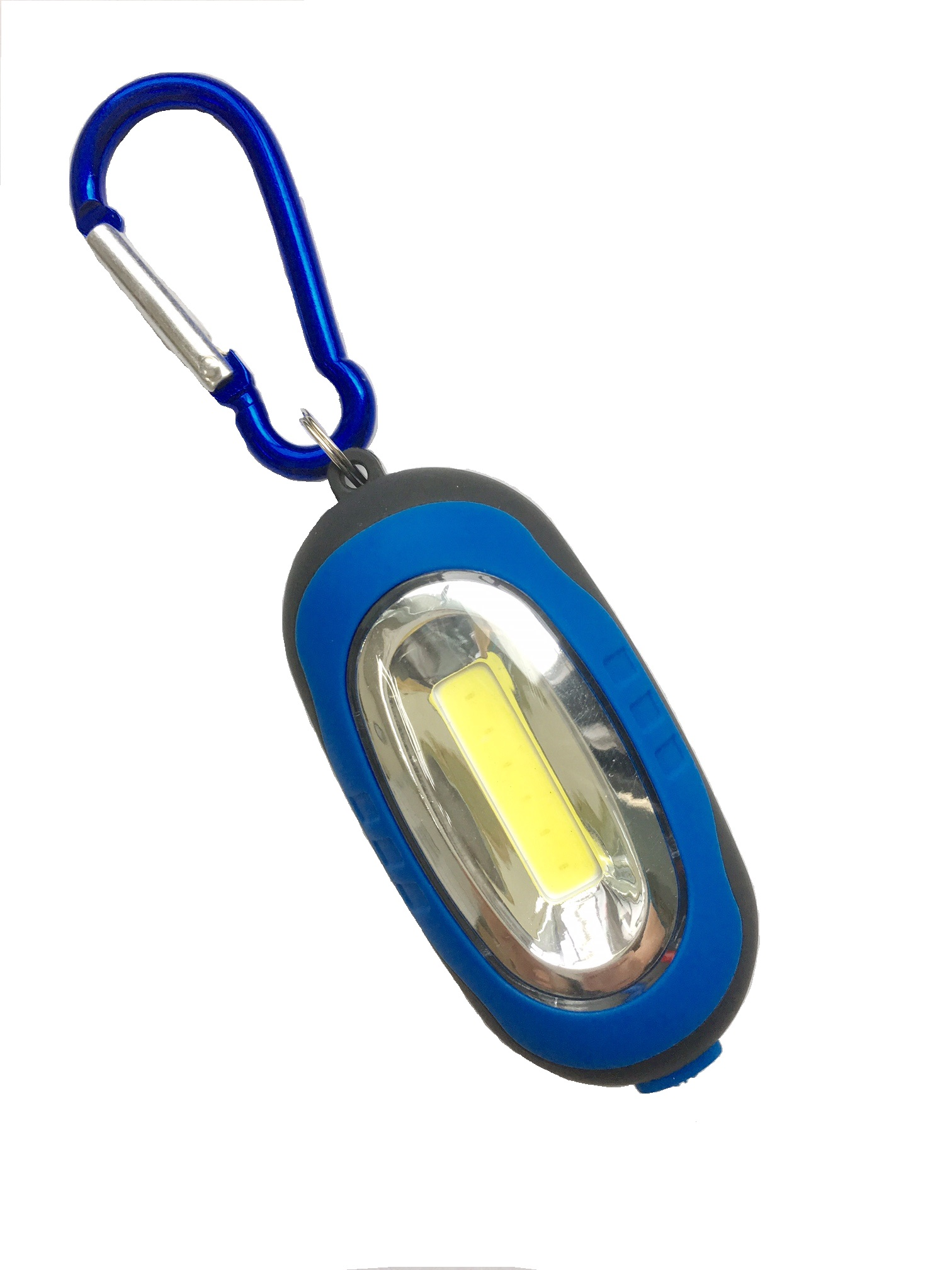 COB型 LEDライト カラビナ付ミニライト マグネット付
