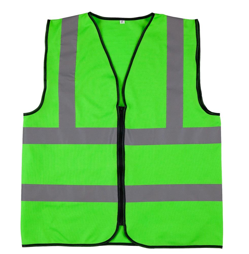 高視認性安全 反射ベスト 防犯 防災 交通安全 格安価格