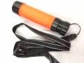 伸縮式 シグナルLEDライト(ミニ 合図灯)反射ネックストラップ付
