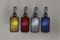 光るリフレクター 反射板 LED ライト メール便可