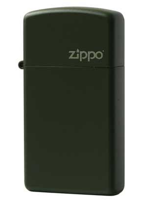 Zippo ジッポー マット 1627ZL メール便可