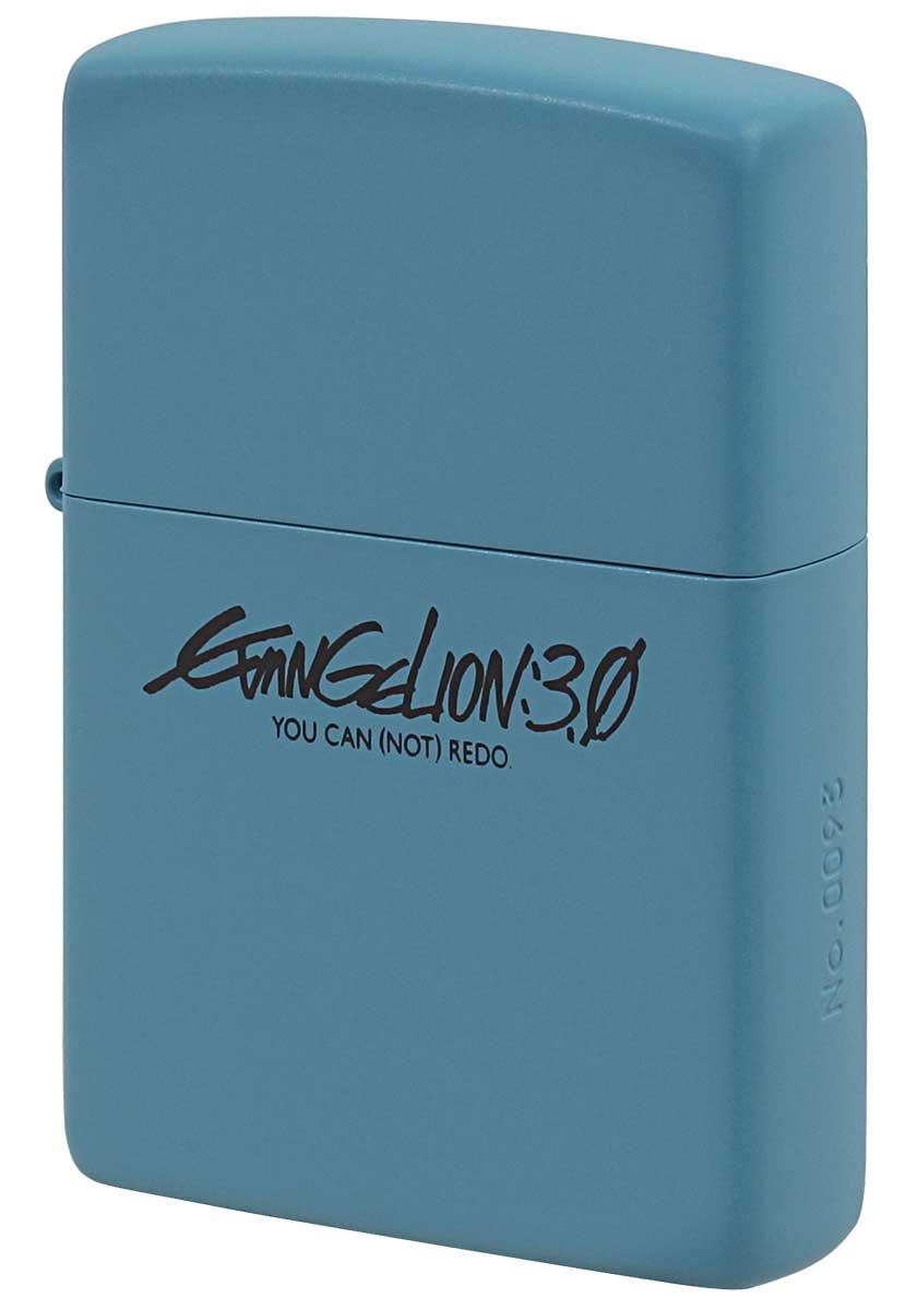 Zippo ジッポー EVASTORE オリジナル エヴァンゲリオン新劇場版 cinematic clolrs 3.0