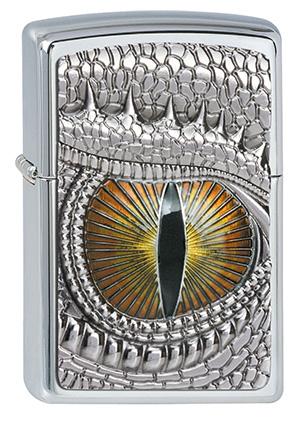 ヨーロッパ直輸入Zippo ジッポー Dragon's Eye 2002539
