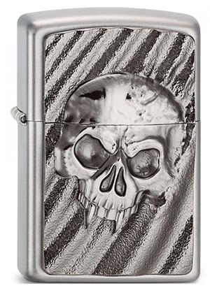 ヨーロッパ直輸入Zippo ジッポー Deserts Skull 2003550