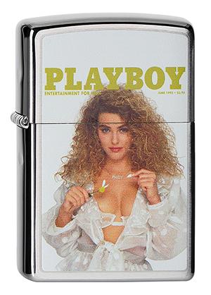 ヨーロッパ直輸入Zippo ジッポー Playboy Cover July 1992 2004268
