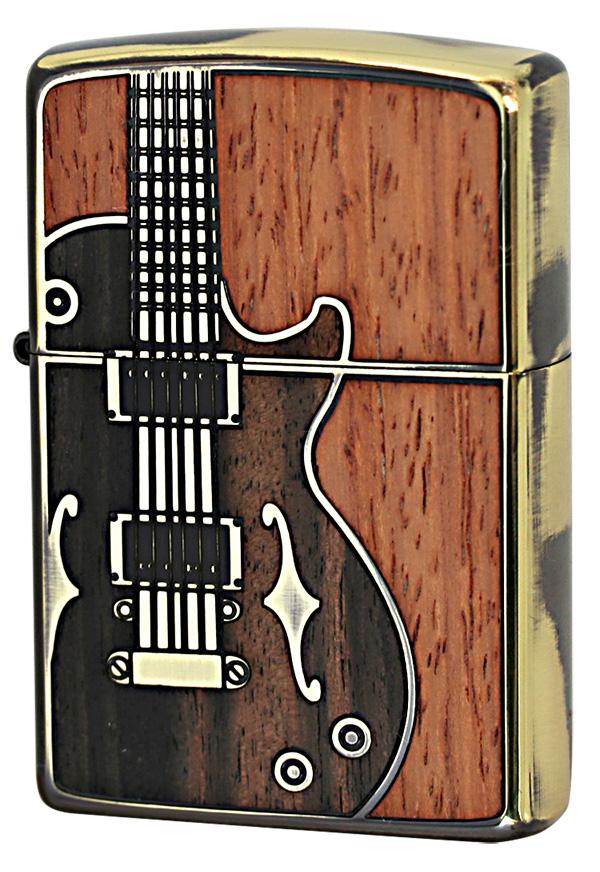 Zippo ジッポー アンティークギター BS(1201S443) メール便可