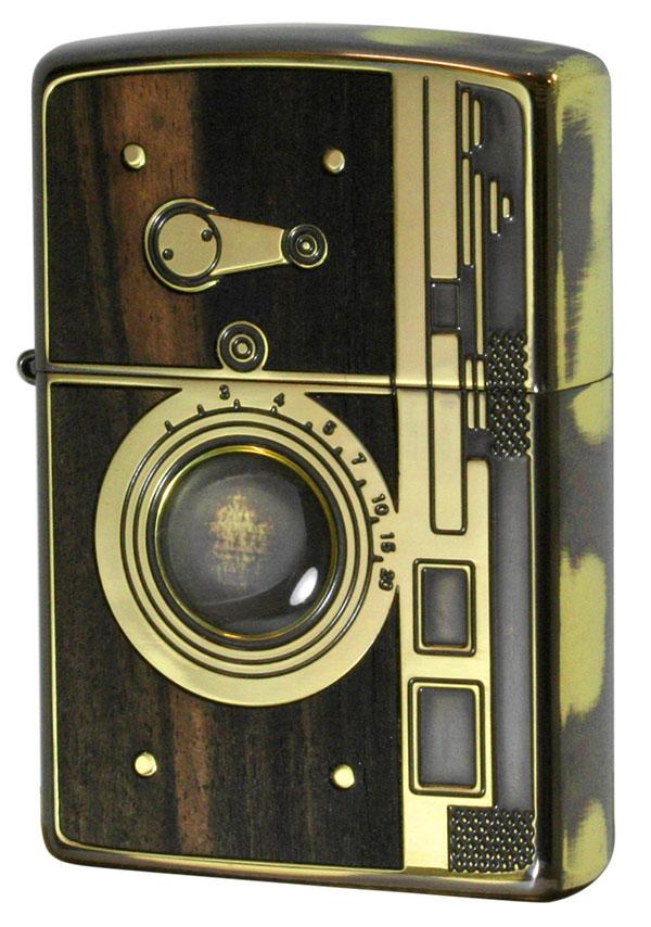 Zippo ジッポー アンティークSLRカメラ Antique Camera BS 1201S563