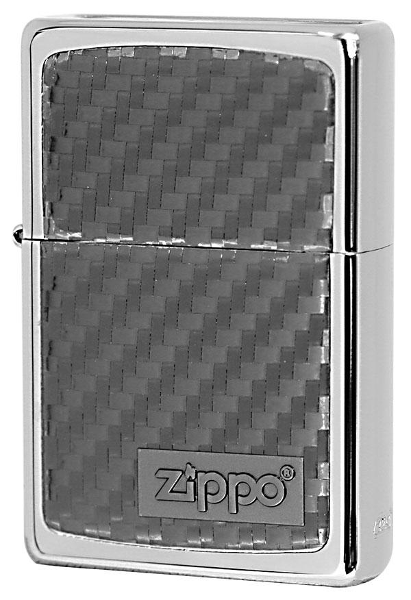 Zippo ジッポー BottomzUp #382 銀チタン 15-4
