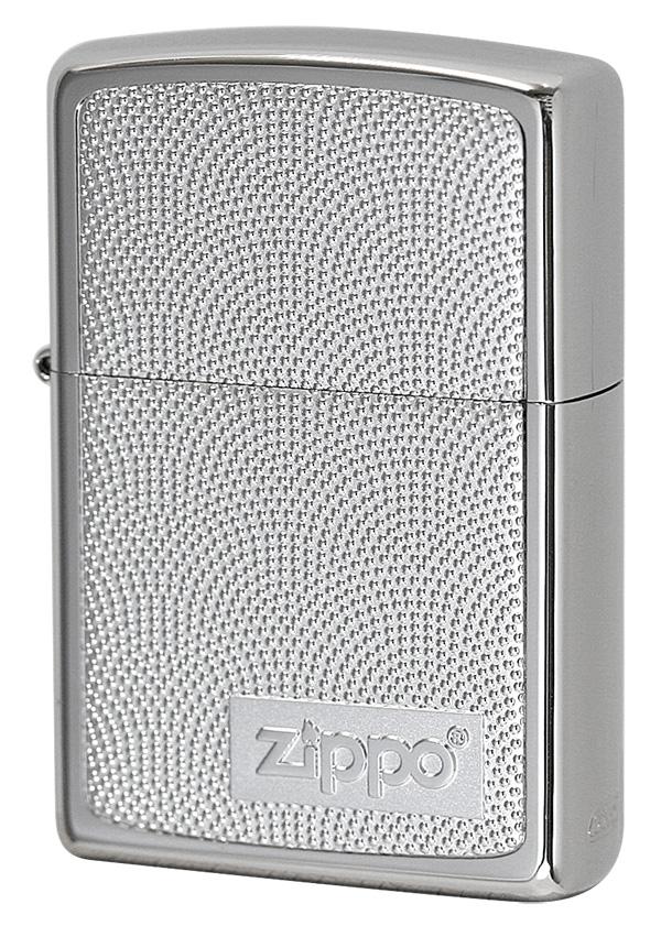 Zippo ジッポー #200 銀チタン 15-18