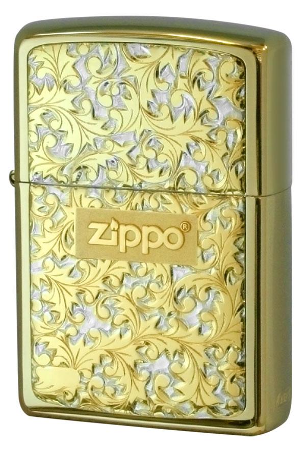 Zippo ジッポー #200金チタン #K-7