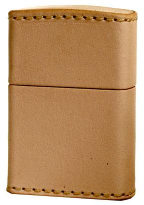Zippo ジッポー Leather Works CHAOS LWC(Z)EU ダブルバット