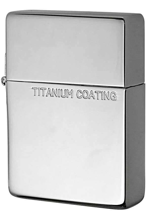 Zippo ジッポー Titanium Coating チタニュームコーティング 1935TC-S