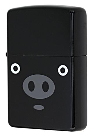 Zippo ジッポー アニマルシリーズ ブーブーブラック メール便可