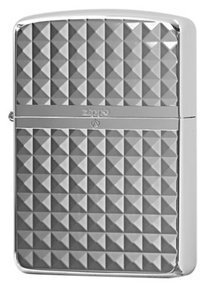 Zippo ジッポー アーマー ARMOR STANDARD DESIGN 16SD-DD メール便可