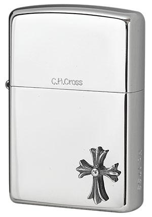 Zippo ジッポー ワンポイントクロスメタル CHN-SBM 4