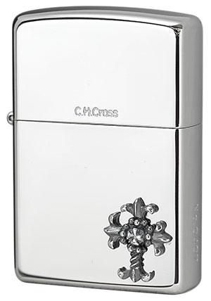 Zippo ジッポー ワンポイントクロスメタル CHN-SBM 5