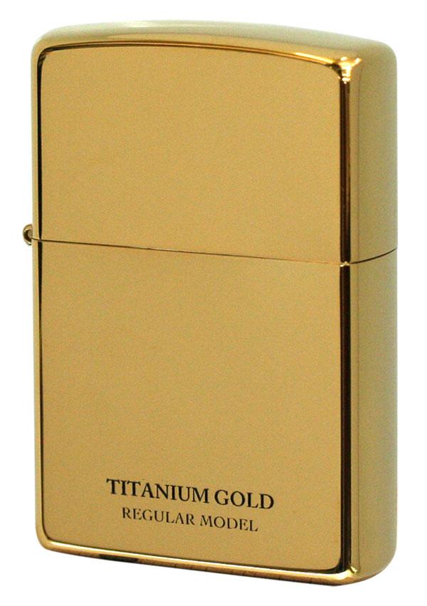Zippo ジッポー チタンシリーズ Titanium series  20-GOTT