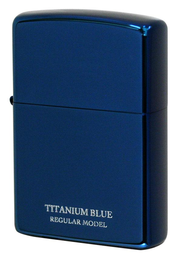 Zippo ジッポー チタンシリーズ Titanium series  20-BLTT メール便可