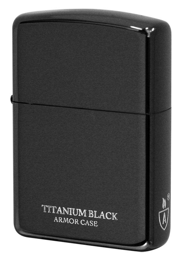 Zippo ジッポー チタンシリーズ Titanium series  16-BKTT メール便可