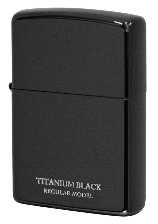 Zippo ジッポー チタンシリーズ Titanium series  20-BKTT メール便可