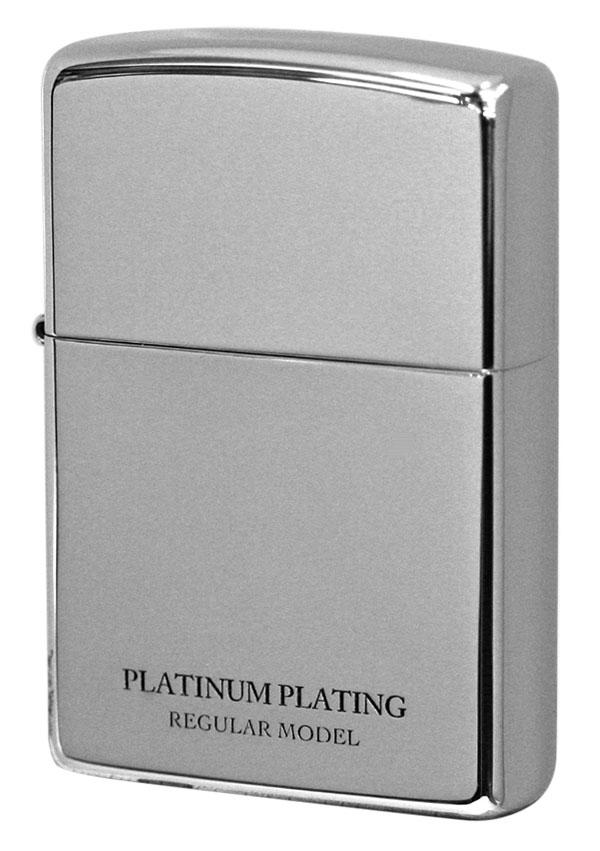 Zippo ジッポー チタンシリーズ Titanium series  20-PLAT メール便可