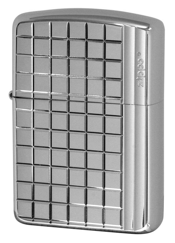 Zippo ジッポー アーマー ARMOR STANDARD DESIGN2 16SD2-PC(C) メール便可
