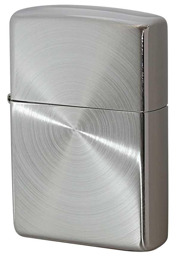 Zippo ジッポー スターリングシルバー 純銀 15-SPIN