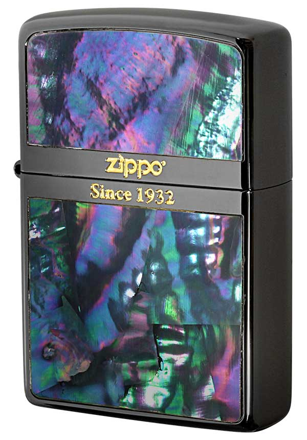 Zippo ジッポー Line Shellfish ラインシェルフィッシュ 2BNG-LNSF