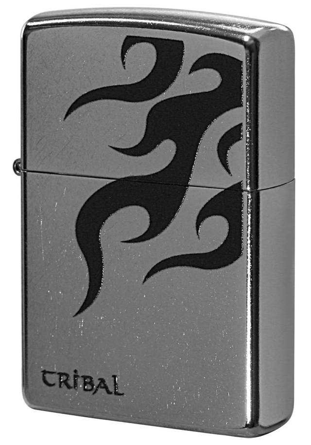 Zippo ジッポー Processing in USA TRIBAL Z207-411692 メール便可
