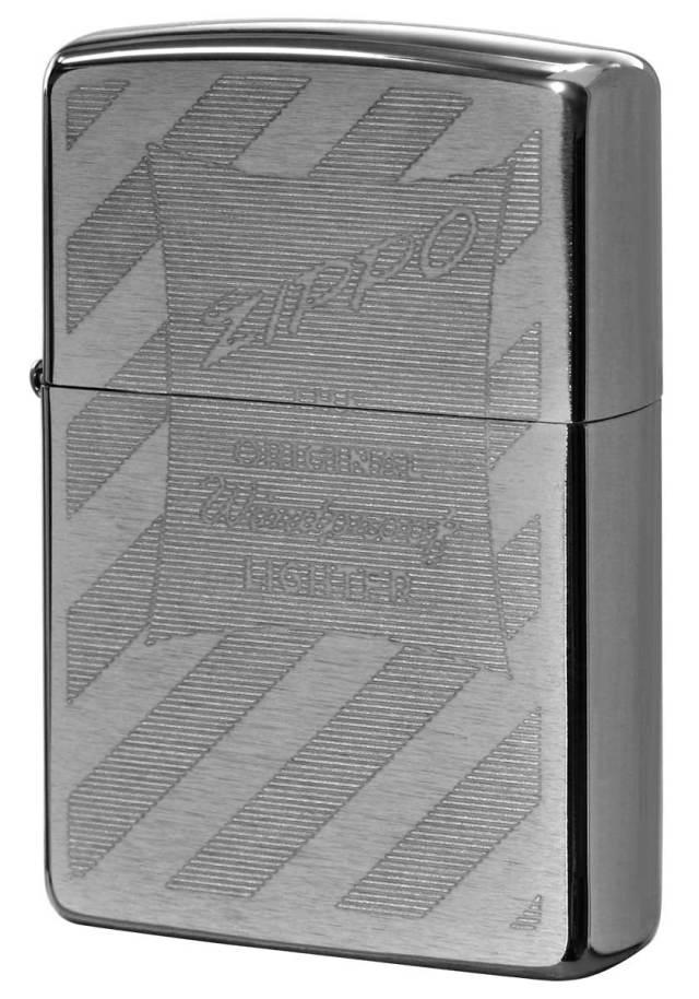 Zippo ジッポー Processing in USA 化粧箱デザイン Z200-402748 メール便可