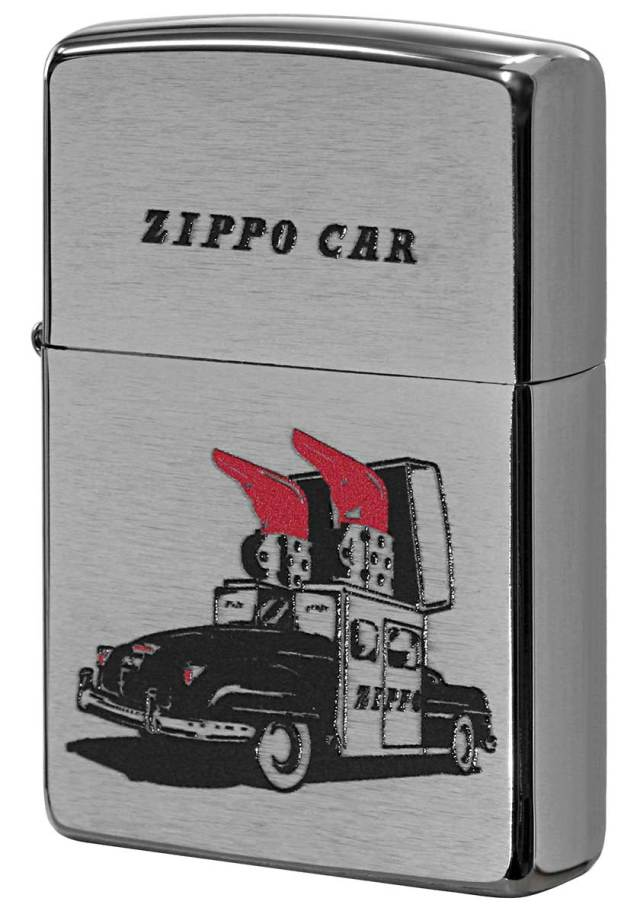 Zippo ジッポー Processing in USA ZIPPO CAR Z200-411663 メール便可