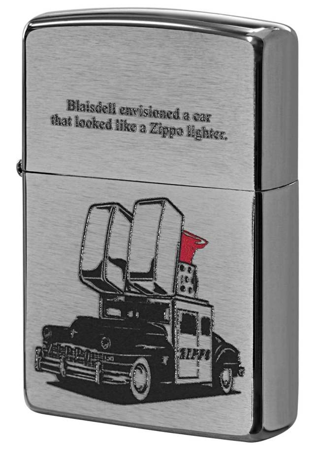 Zippo ジッポー Processing in USA ZIPPO CAR Z200-411664 メール便可