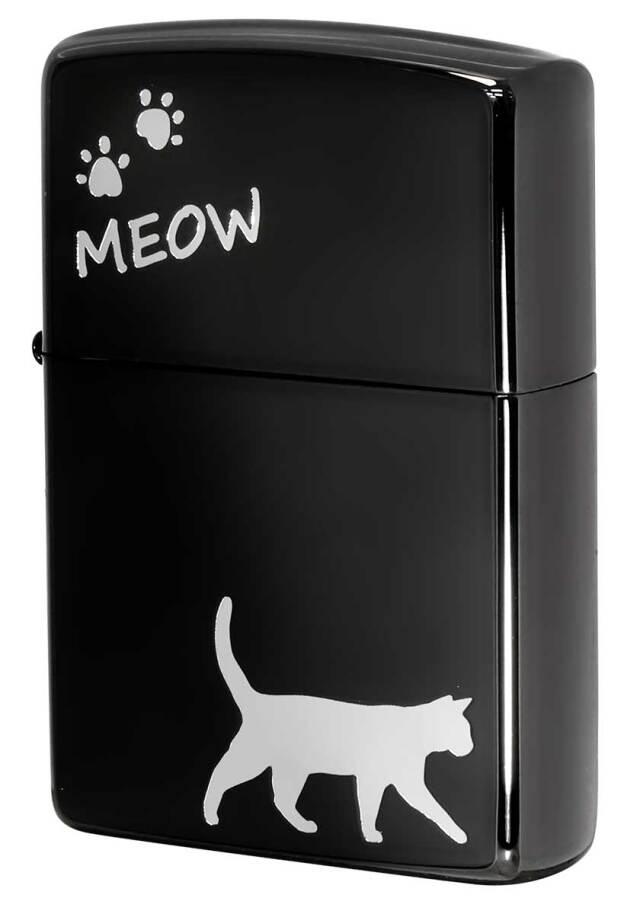 Zippo ジッポー Meow of a cat 猫の鳴き声 CAT-KA メール便可