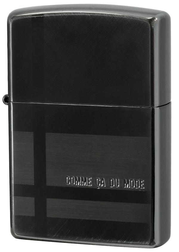 Zippo ジッポー COMME CA DU MODE コムサデモード No.46149-7 BK