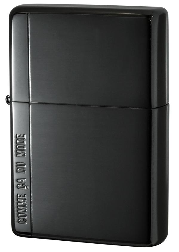 Zippo ジッポー COMME CA DU MODE コムサデモード No.46136-7 BK