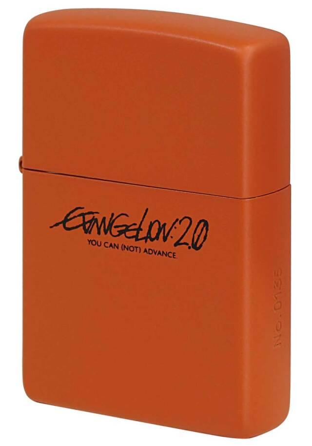 Zippo ジッポー EVASTORE オリジナル エヴァンゲリオン新劇場版 cinematic clolrs 2.0