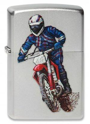ヨーロッパ直輸入Zippo ジッポー Dirt Biker 2003820 メール便可