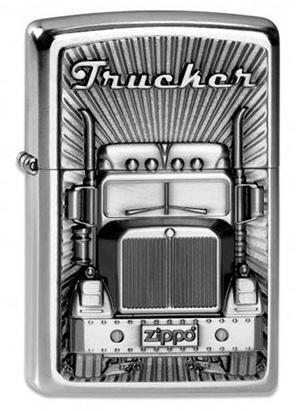 ヨーロッパ直輸入Zippo ジッポー Trucker Emblem 2003977