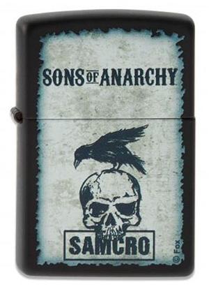 ヨーロッパ直輸入Zippo ジッポー Sons of Anarchy 2003942