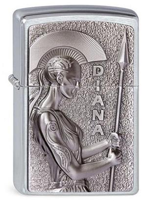 ヨーロッパ直輸入Zippo ジッポー Diana 2003186